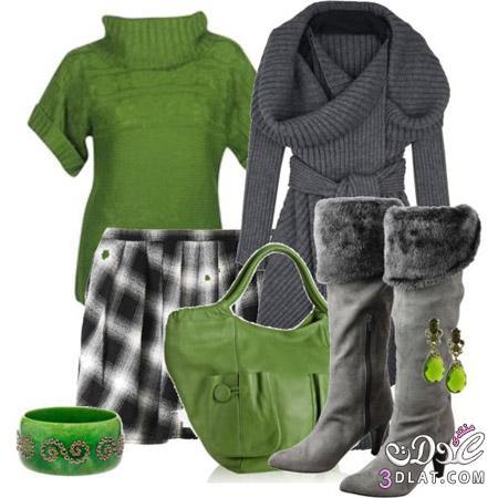ملابس شتوية روعة للبنات كولكشن شتوى do.php?img=392215