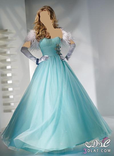 لون فستان خطوبتي و جماله حير كل الناس