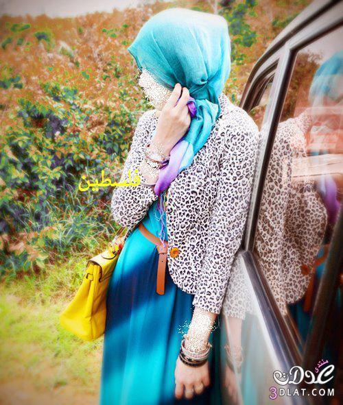 ملابس محجبات ازياء جميلة للمحجبات ملابس do.php?img=394756