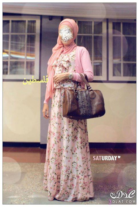 ملابس محجبات ازياء جميلة للمحجبات ملابس do.php?img=394757