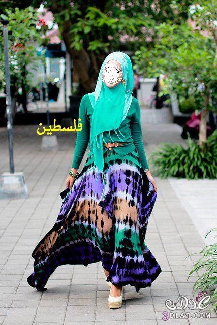 ملابس محجبات ازياء جميلة للمحجبات ملابس do.php?img=394758