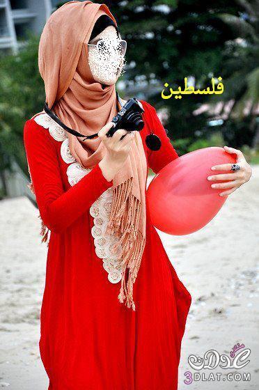 ملابس محجبات ازياء جميلة للمحجبات ملابس do.php?img=394759
