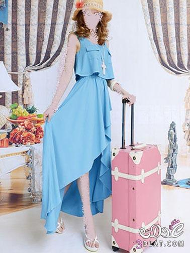 ملابس صيفية رائعة ومريحة  بألوان الربيع الجميل
