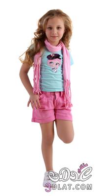 كولكشن صيفى بناتى روعة , أرقى الملابس الصيفية للبنوتات ,أزياء صيفية للبنات 2013