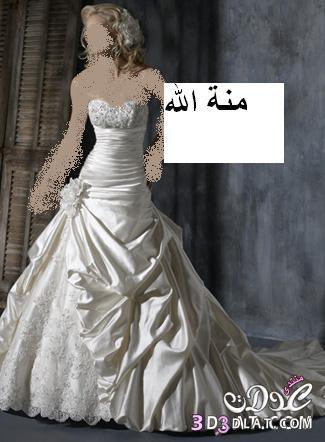 فساتين زفاف و خطوبة رقيقة جدا جدا