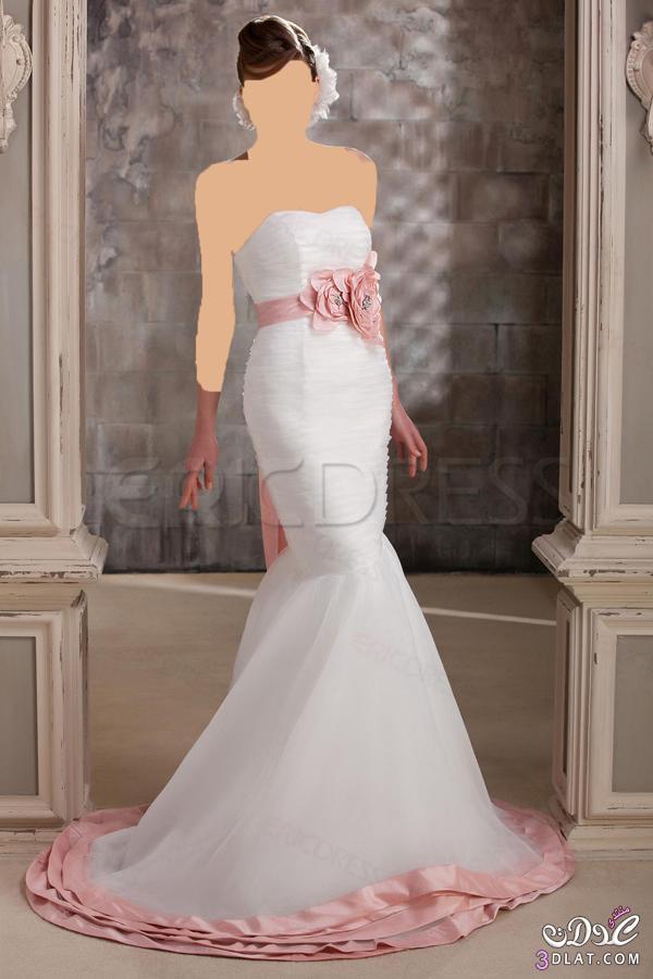 فستان فرح ... تعالي اتفرجي