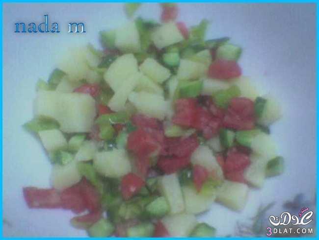 طريقة سلطة البطاطس مطبخى طريقة لذيذة do.php?img=407950