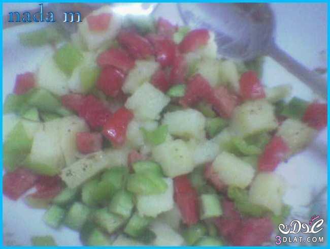 طريقة سلطة البطاطس مطبخى طريقة لذيذة do.php?img=407951