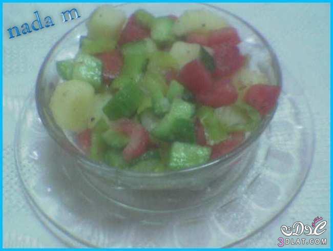 طريقة سلطة البطاطس مطبخى طريقة لذيذة do.php?img=407953