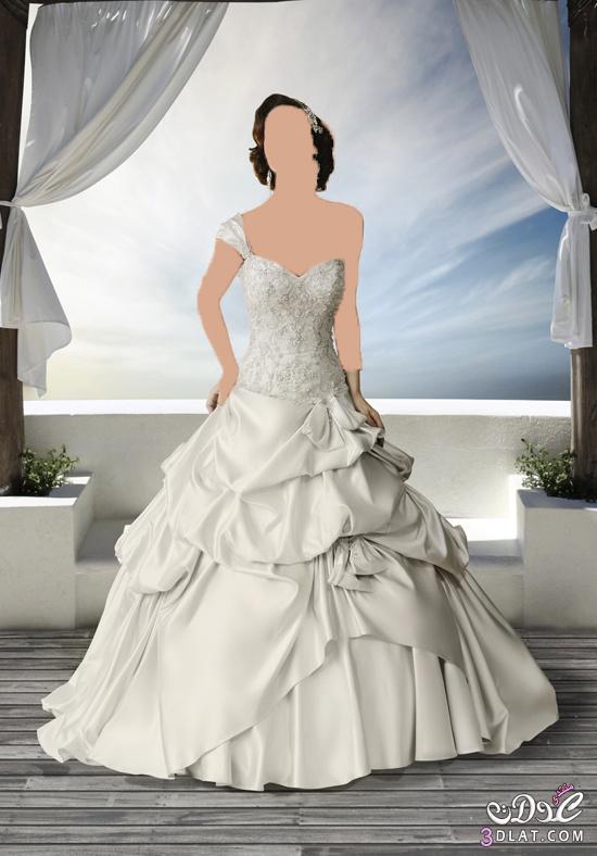 فستان فرح ملكي