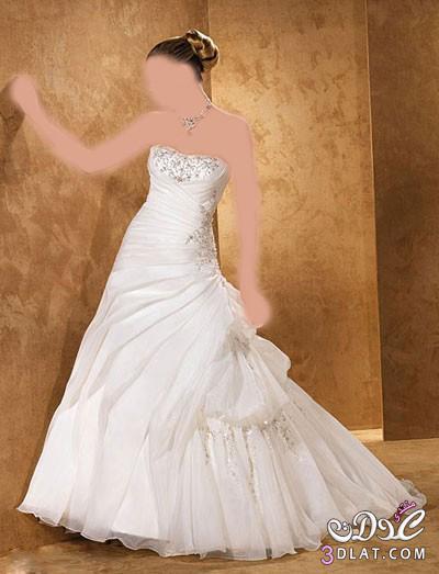 مجموعة فساتين زفاف 2021