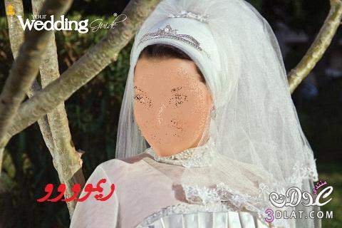 طرحات عرائس محجبه طرحات الفرح للمحجبات احلى طرحات فرح للمحجبات 2021 اجمل الطرحات