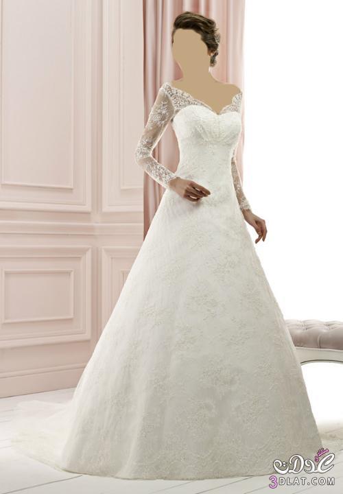 فساتين زفاف تركية موديلات راقية