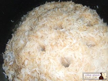 بالصور : رز كابلي (افغاني )من مطبخي خطوة بخطوة  اكلة سعودية  رز كابلى سعودى