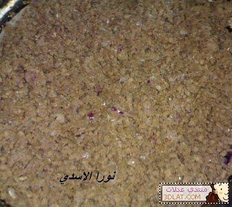 بالصور طريقة عمل كبة الارز العراقيه 12906377582.jpg