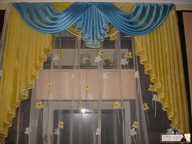 اجمل ستائر لغرف النوم 2012 -ستائر رائعة لغرف النوم  12931512582