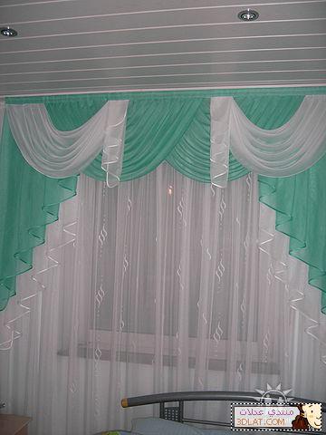 اجمل ستائر لغرف النوم 2012 -ستائر رائعة لغرف النوم  12931512583