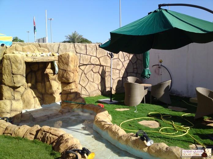 تصميمات وافكار الحدائق الصغيرة ديكورات الحدائق 12946138571.jpg