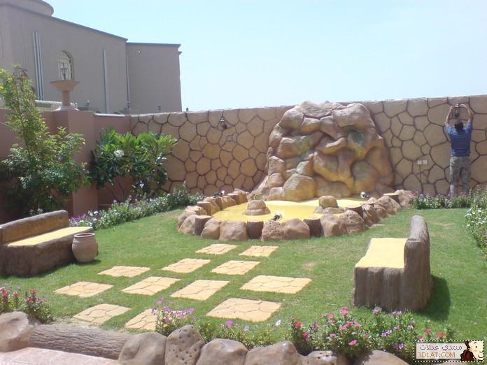 تصميمات وافكار الحدائق الصغيرة ديكورات الحدائق 129461385711.jpg