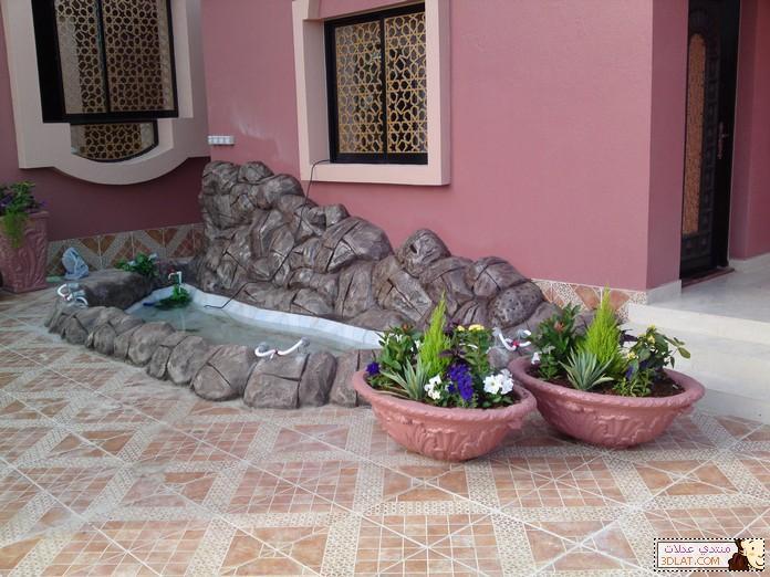 تصميمات وافكار الحدائق الصغيرة ديكورات الحدائق 12946138576.jpg