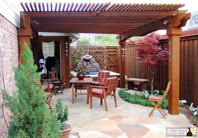 تصميمات وافكار الحدائق الصغيرة ديكورات الحدائق 12946140934.jpg