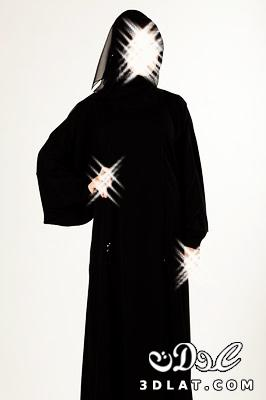 عبايات سوداء للمحجبات مجموعة عبايات رائعة لاتفوتكن