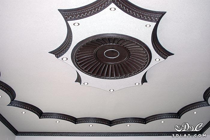 صور تصميم ديكورات اسقف