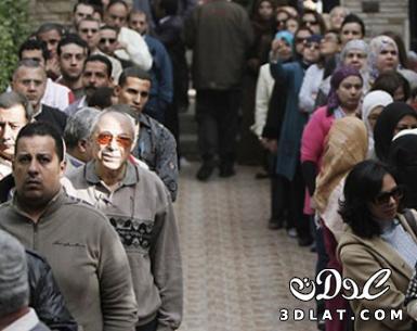 نتيجة استفتاء الدستور المصري 2011 نتيجة الاستفتاء علي