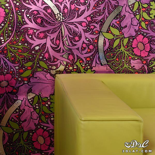 ديكورات حوائط غاية فى الجمال و الاناقه