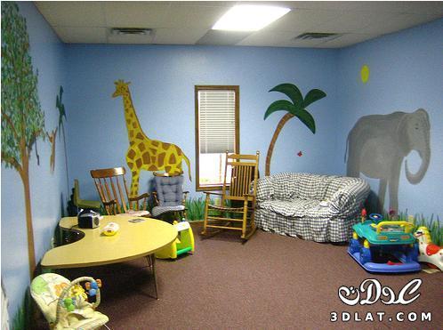 احدث دهانات غرف الاطفال لعام 2019 اسيرة 67