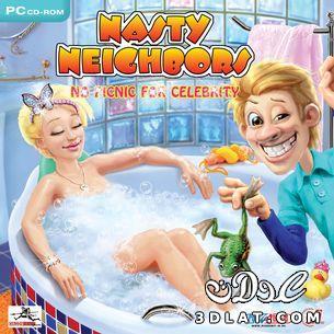 تحميل لعبة إزاى تخنق جارتك للبنات وبس Nasty Neighbors روابط مباشرة 13047290135.jpg
