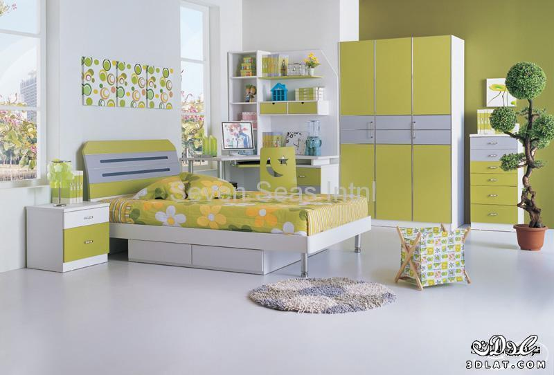 غرف نوم اطفال   نورة الدين