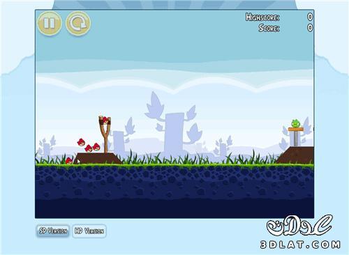 لعبة الطيور الغاضبة Angry Birds Online 13077694571.jpg