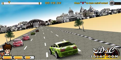 لعبة سيارات Car Games سباق السيارات