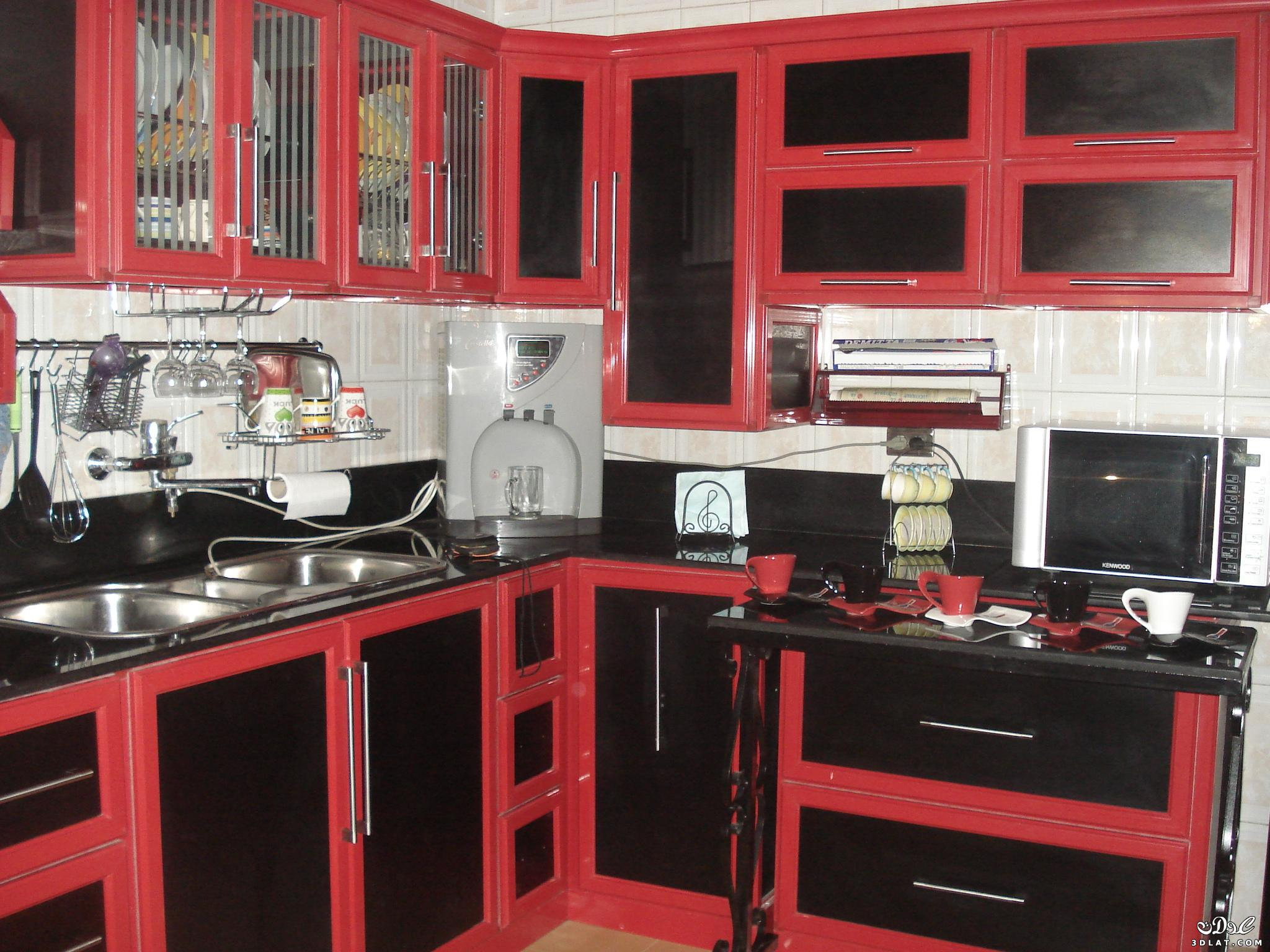 إرم هتمطبخك تصميم مطابخ الوميتال