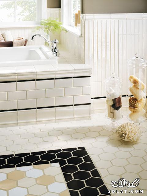 صور سيراميك حمامات بالوان حديثة 2014-2015 سيراميك حوائط وارضيات للحمام