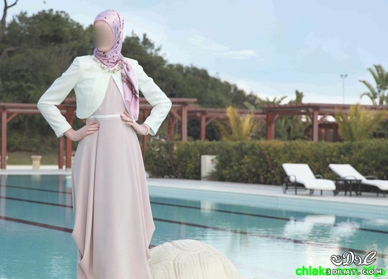 ملابس تركية للمحجبات صيفية، احدث موضة ازياء تركية للمحجبات صيفى 13207485711