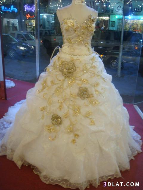فساتين للعروسات جميلة