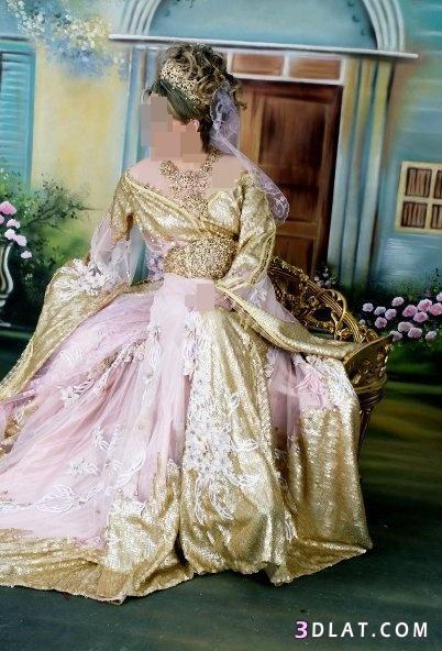 لبسات مغربية للعروس