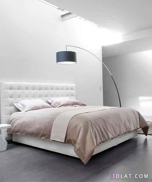غرف نوم مودرن 2018 غرف نوم بتصاميم رائعه   A7sas