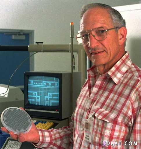 ���� �� ����� ���� Robert Noyce ���� ���� Intel
