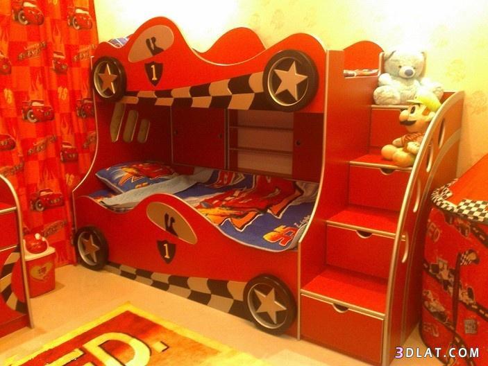 غرفة نوم للأطفال   ليبية وافتخر