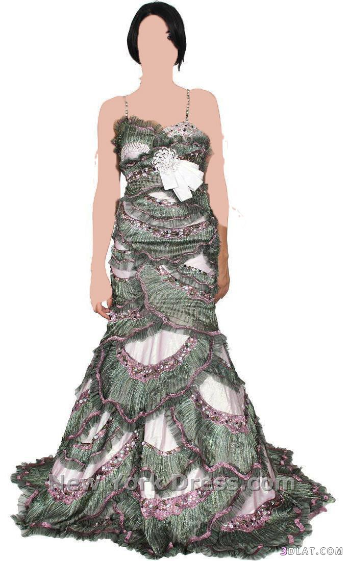فستان خطوبة 2021  راااااااااقي