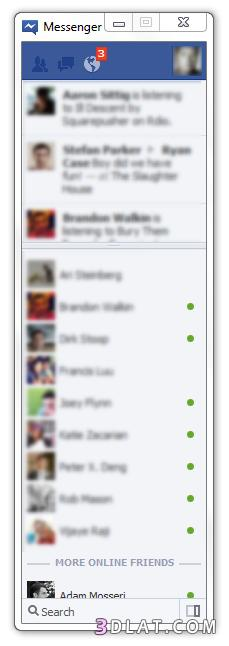 Facebook Chat - Touch