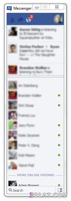 تحميل ماسنجر الفيس بوك 2017 Facebook Messenger