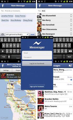 ... طريقة تحميل فيس بوك ماسنجر