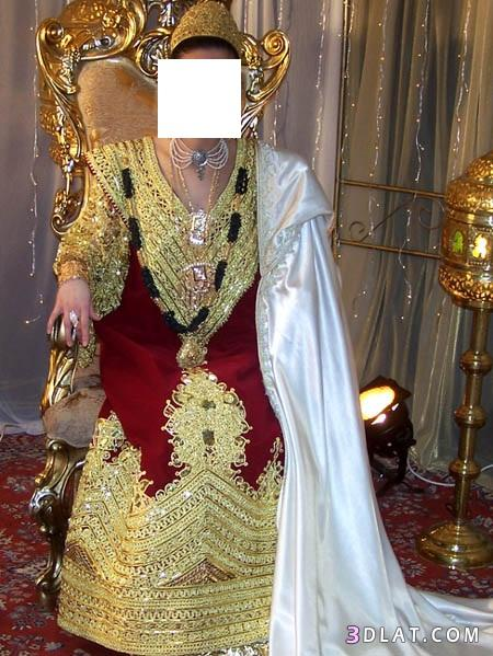 ملابس تقليدية جزائرية