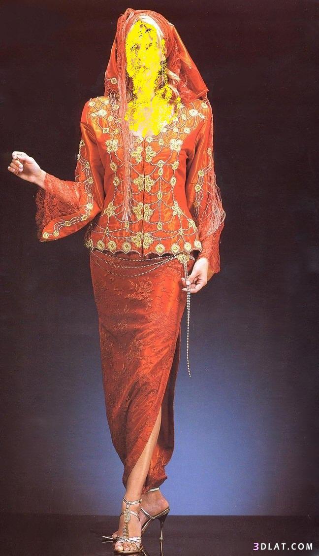 رد: ملابس تقليدية جزائرية