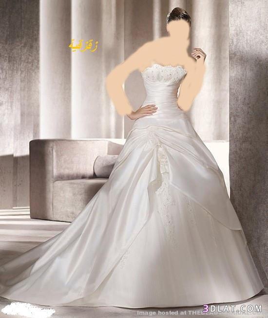 اجمل تشكلية فساتين زفاف 2021 لاحلي عدولات