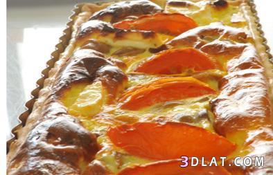 الطماطم بالجبن والمشروم